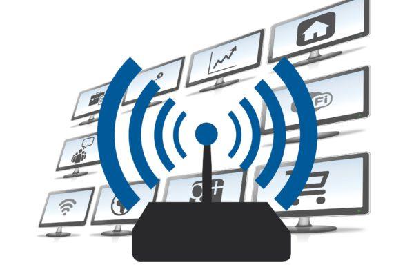 Internet und Netzwerk Service