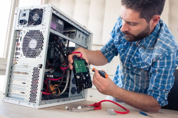 PC-Techniker